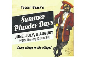 Topsail Beach Crafts