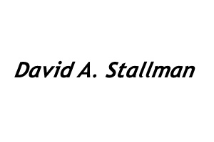 David A. Stallman